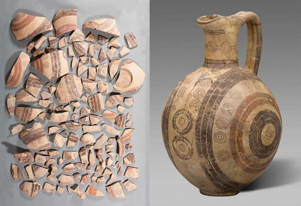 До и после реставрации: предметы искусства, пострадавшие в войну