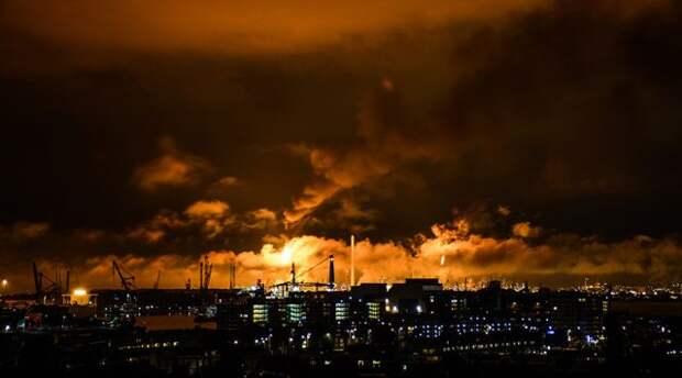 Shell НПЗ Роттердам