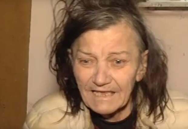 Пенсионерку Севастополя без ноги бросили помирать в сарае