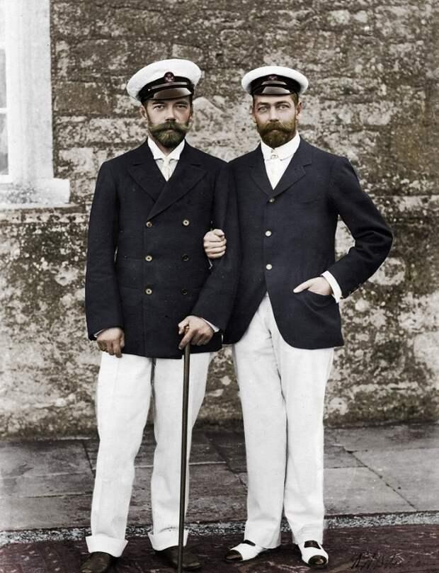 Подборка редких исторических фотографий