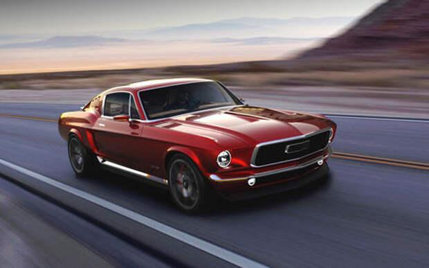 Mustang может стать российским и электрическим