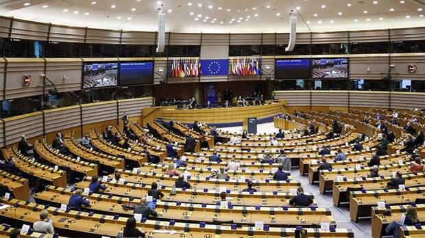 Европарламент принял резолюцию о мерах против РФ