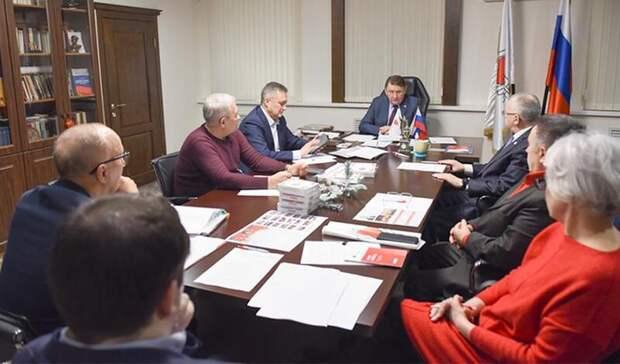 Партия пенсионеров поддержала социальные инициативы Путина изпослания