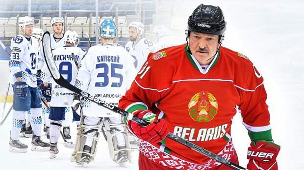 ВБелоруссии хоккеистов жестко наказали задоговорной матч. ВРоссии игроки тоже ставят против себя