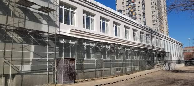 Реконструкция судостроительного колледжа в Петербурге завершится раньше срока