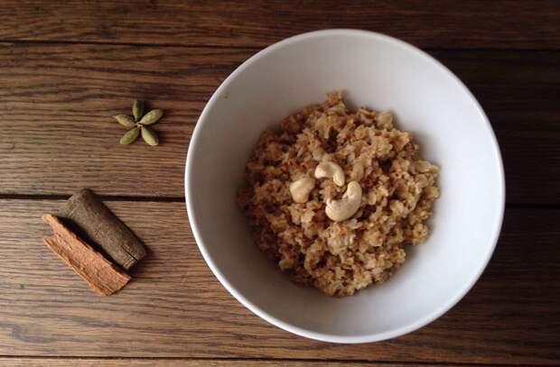 Как сделать из любой каши потрясающий завтрак