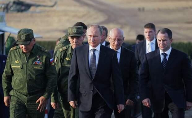 Запад проигрывает Путину холодную войну