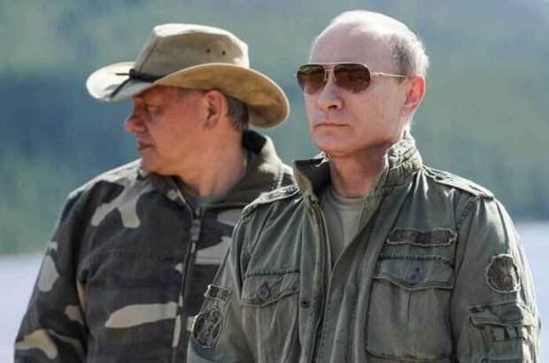 Особенности рыбалки президента Путина с «красной кнопкой» в тайге