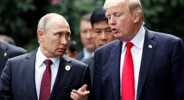 CNN: Трамп в разговорах с Путиным все время добивался его одобрения