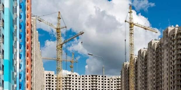 Электронные услуги в сфере строительства Москвы становятся все более популярными
