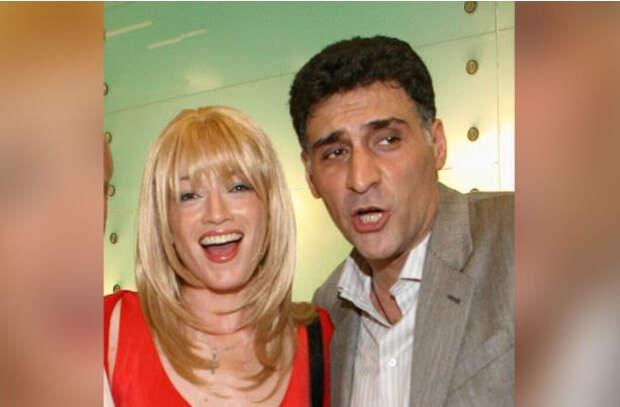 Алена Хмельницкая назвала причину развода с Тиграном Кеосаяном