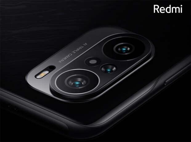 Компания Xiaomi впервые целиком продемонстрировала смартфон Redmi K40