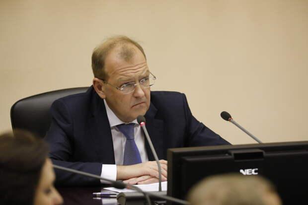 Замглавы Минэнерго РФ задержали по подозрению в хищениях