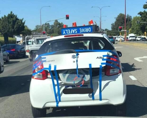 12 водителей, от которых лучше держаться подальше