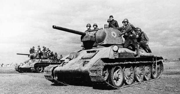 Мценское сражение: как 50 советских танков уничтожили танковую дивизию Вермахта