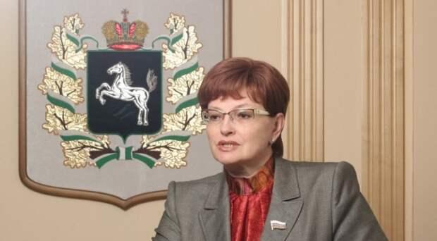 Спикера Законодательной Думы выбрали в Томской области