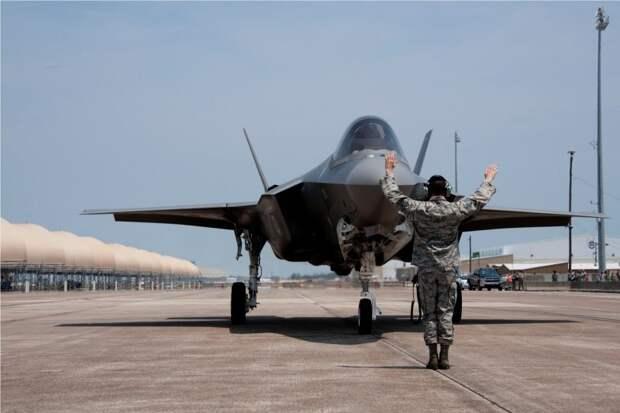 Проблемы самолета F-35 Lightning II