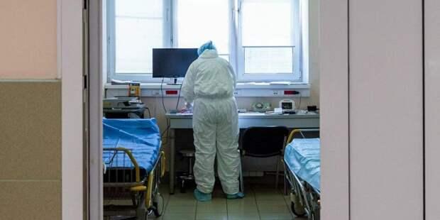 Число выздоровевших от коронавируса в Москве увеличилось до 115 человек. Фото: mos.ru
