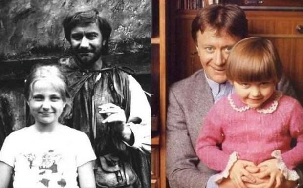 Дочери-одногодки Андрея Миронова: «Две Маши…Мироновы»