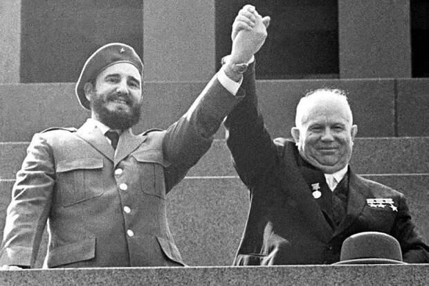 Почему же всё-таки Хрущёв? Потому что Берия развалил бы СССР