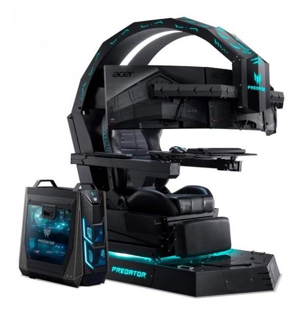 Acer Predator Thronos: 2,5 миллиона рублей за право взойти на игровой трон