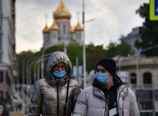 Число заразившихся коронавирусом в России почти достигло 300 тысяч