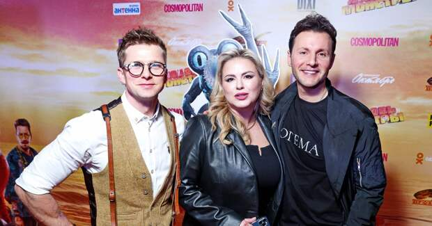 Семенович и Курцын представили совместный фильм
