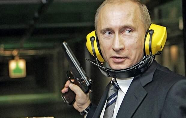 "На войне как на войне: Пентагон запустил ""утку"", что Путин - аутист"