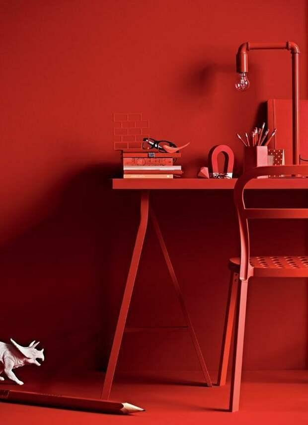 Как цвет вашего интерьере влияет на психику
