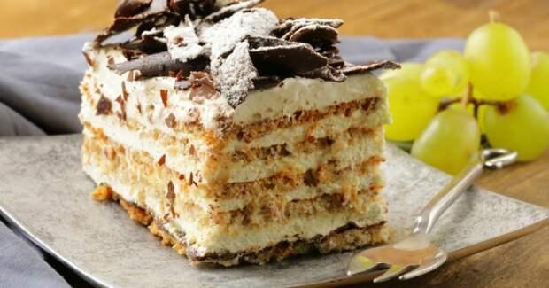 Быстрый торт - вкуснейший десерт по простым и понятным рецептам