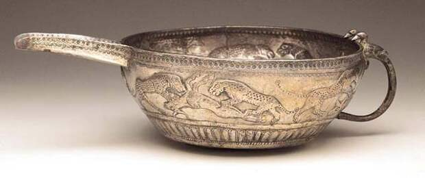 9-7 веков до н.э. -серебро-сев.-зап. иран