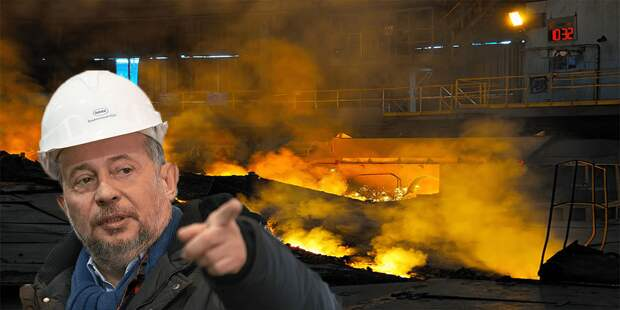 У олигарха Лисина горит все синим пламенем
