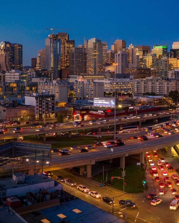 Архитектура городов на снимках Гэвина Джорджа