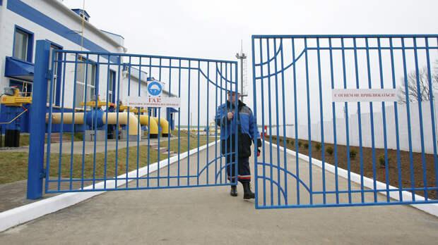 Газораспределительная станция Западная ОАО Газпром около деревни Атолино в Минском районе - РИА Новости, 1920, 20.04.2021