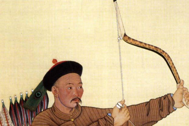 Как сделать настоящий монгольский лук из обычного дерева