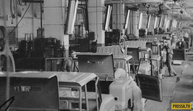 """Мотоколяска Cерпуховского Мотозавода СМЗ-С3Д (""""Инвалидка"""") - все самые интересные факты"""