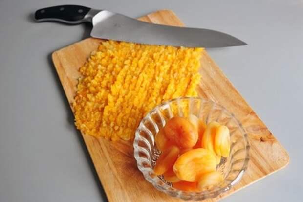 Элегантная сырная закуска: фото шаг 5