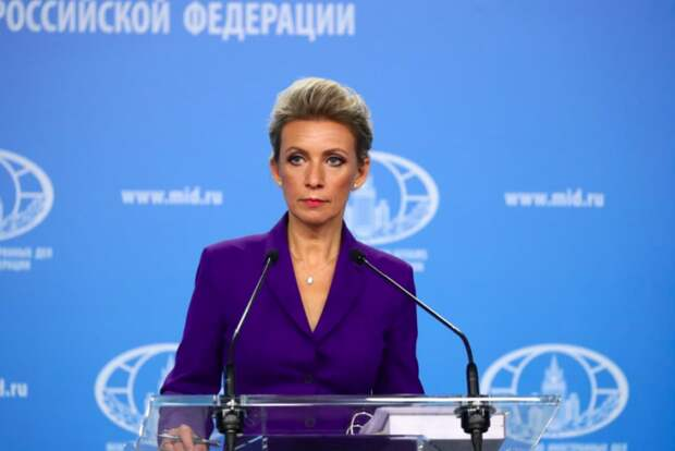 Захарова сообщила о связи разработчиков «Умного голосования» с Пентагоном