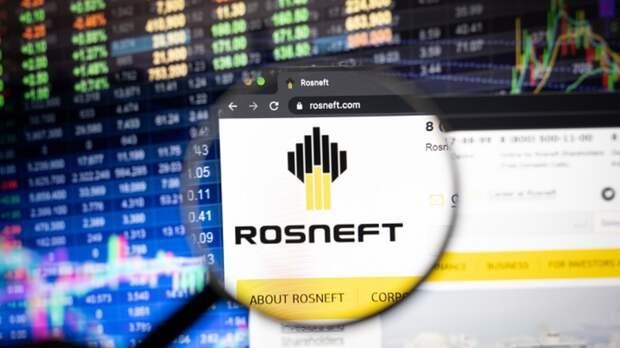 """Капитализация """"Роснефти"""" превысила 100 миллиардов долларов"""
