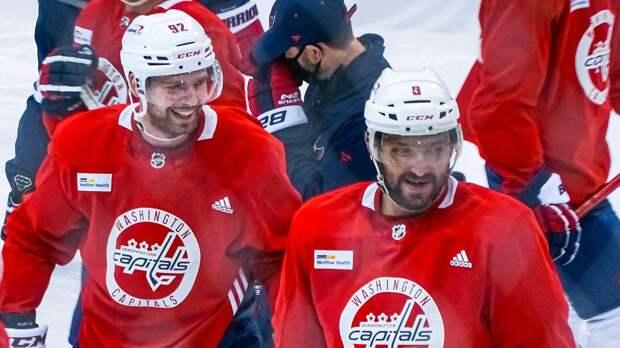 Нападающий «Вашингтона» Кузнецов восстановился после травмы и сыграет против «Бостона»