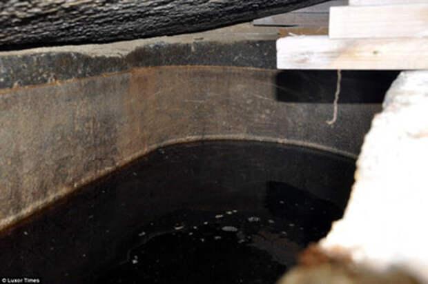 В Египте завершили операцию по подъему черного саркофага
