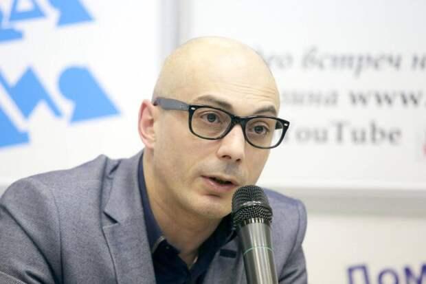 Армен Гаспарян: Разрыв дипотношений с РФ — шаг нетривиальный даже для проходимцев из Киева
