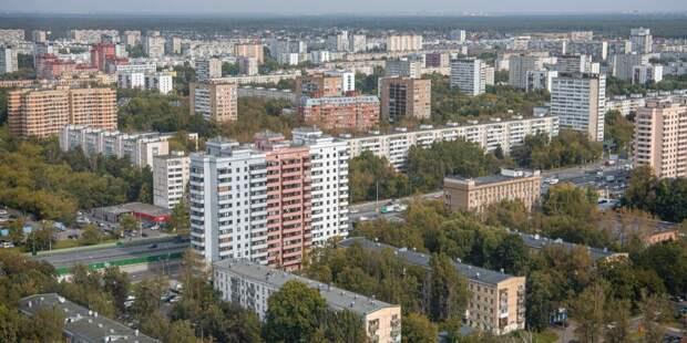 В Лефортове утвердили проекты межевания жилых кварталов