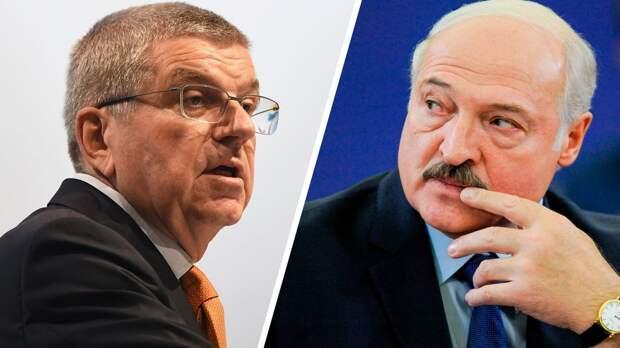 Белоруссию ждут санкции на ближайших Олимпийских играх