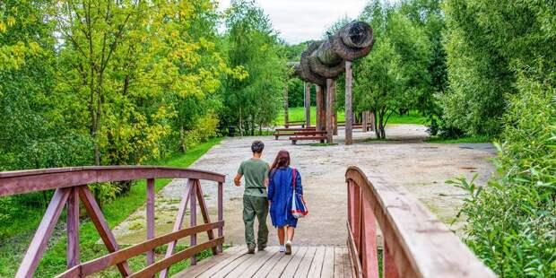 Более восьми тысяч объектов озеленения и благоустройства передали «Парку Яуза»
