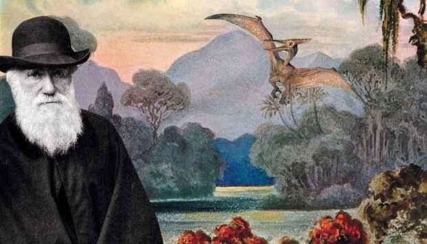 Ученые опровергли эволюционную теорию Дарвина