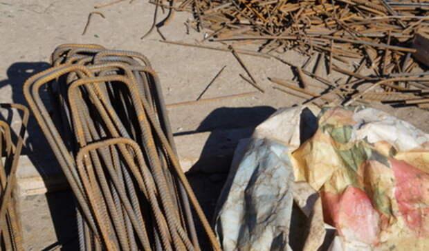 До5 лет колонии грозит уральцу запопытку украсть несколько килограммов металлолома