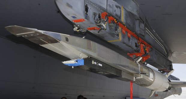 Палубные истребители вооружат гиперзвуковой ракетой