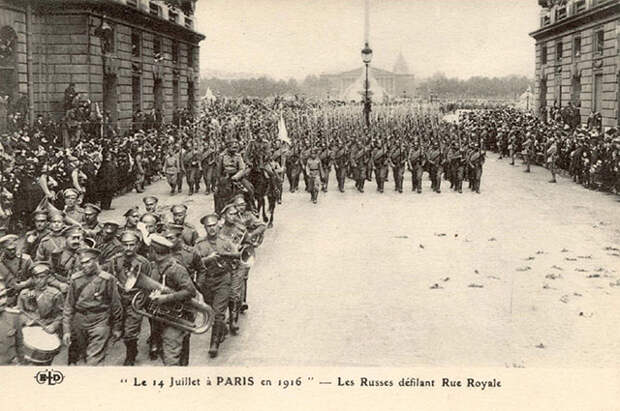 «Благодарность» Парижа. Как Франция сделала русских солдат каторжниками