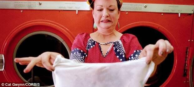 Грязный эксперимент: писательница нестирала одежду целый месяц, чтобы дольше сохранить ееновый вид